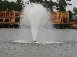 Lake and Pond Founta Aerators