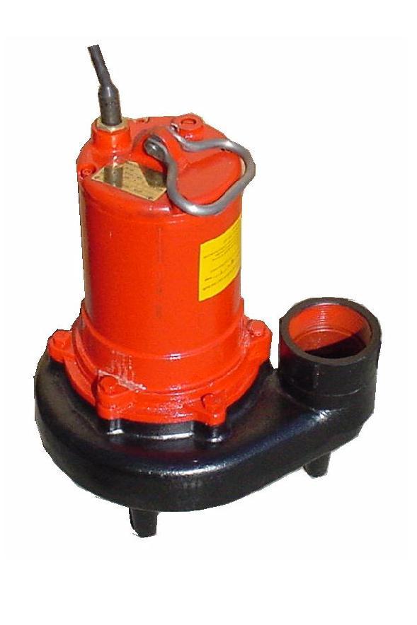 Sewage Wastewater Pump