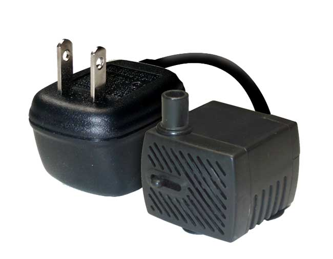 WA-55LV 12 volt fountain pump