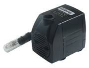 WA-170L Low Voltage Fountain Pump with Light