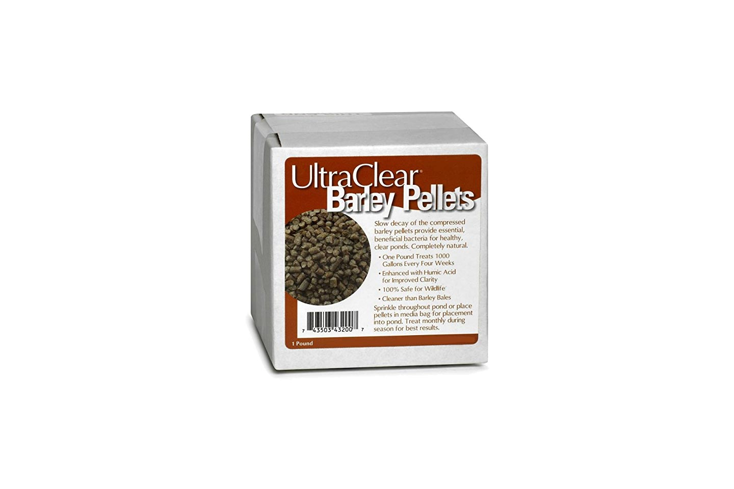 Barley Straw Pellets by Ultra Clear