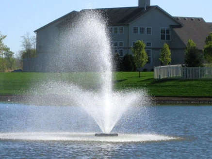 Floating Pond Fountains Amp Floating Lake Fountains Led Lights