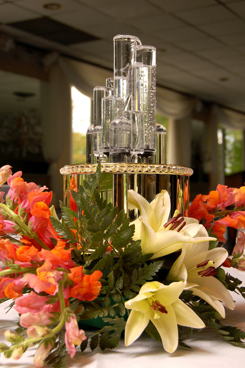 Fountains For Weddings